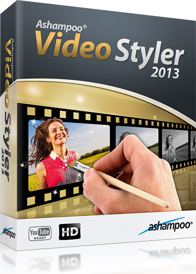 Ashampoo video styler portable free download.