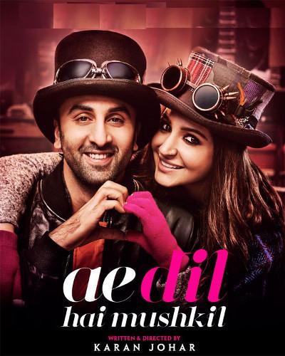 aye dil hai mushkil movie download